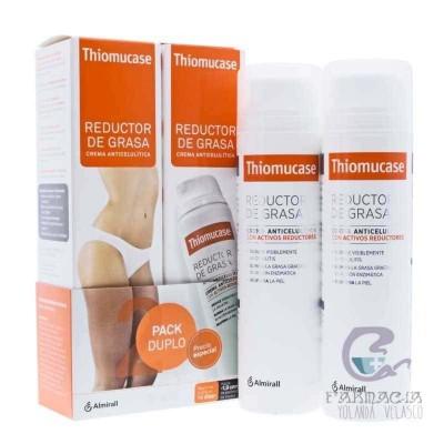 Thiomucase Crema Anticelulitica 200 ml 2 u