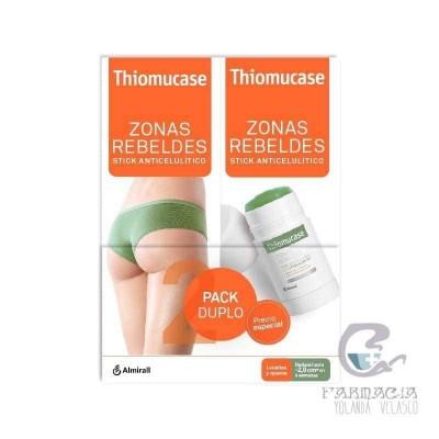Thiomucase Zonas Rebeldes Anticelulítico Mujer 75 ml Duplo