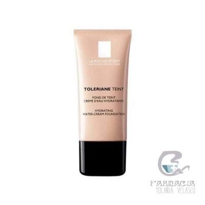 Toleriane Teint SPF20 Fondo Maquillaje La Roche Posay Tono 01 Ivoire