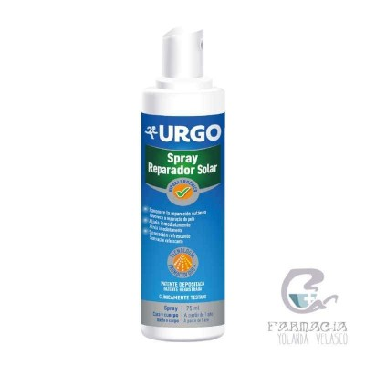URGO SPRAY REPARADOR SOLAR 75 ML