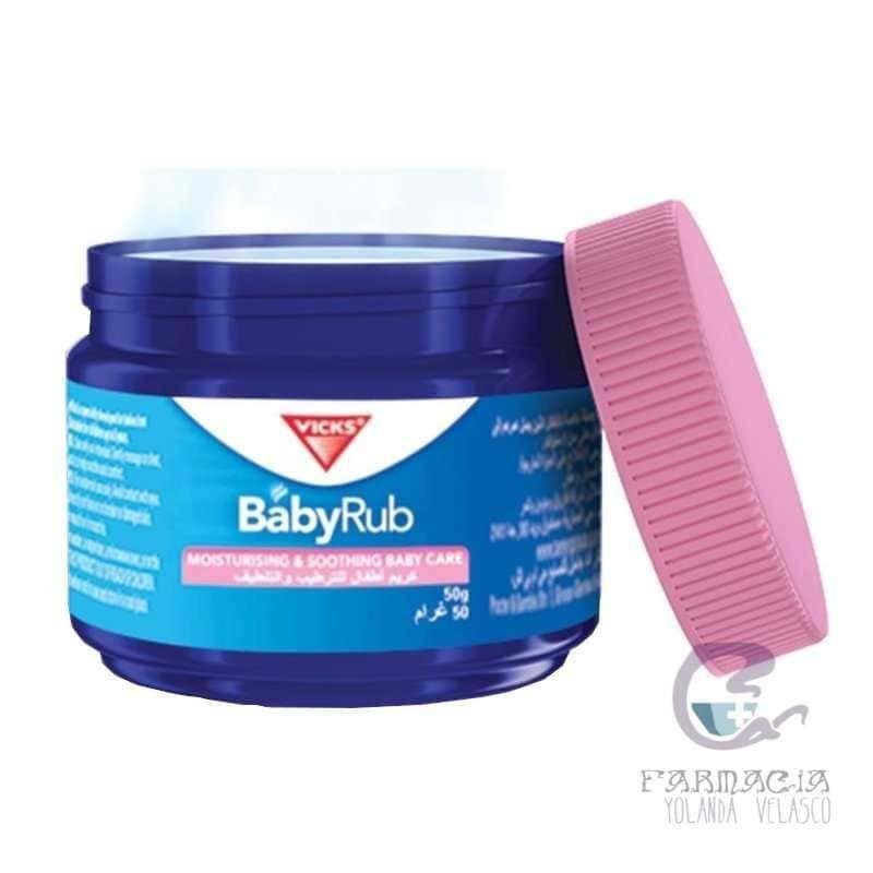 Vicks Babyrub 50 gr