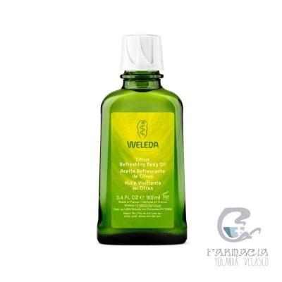 Weleda Aceite Refrescante de Citrus 100 ml