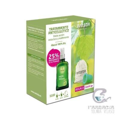Weleda Pack Anticelulitico 2 Aceites 100 ml