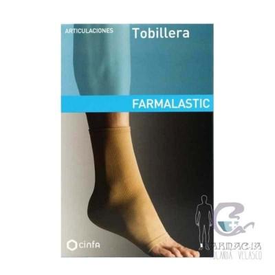 Tobillera Farmalastic Talla Extra Grande