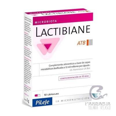 Lactibiane ATB 10 Cápsulas