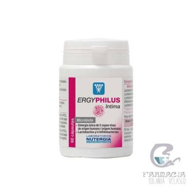 Nutergia Ergyphilus Intima 60 Cápsulas