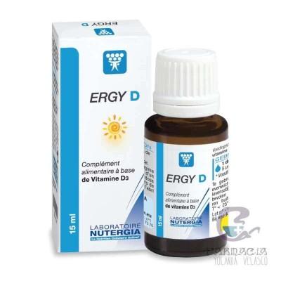 Nutergia Ergy-D 15 ml