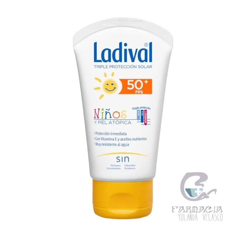 Ladival Niños FPS50+ 75 ml