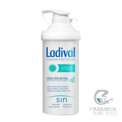 Ladival Fluido Hidratante Verano 500 ml