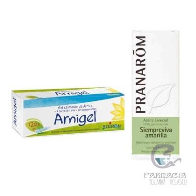 Arnigel 120 gr + Pranarom Siempreviva Amarilla