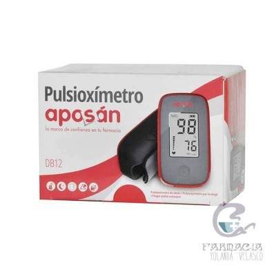Pulsioximetro Aposan