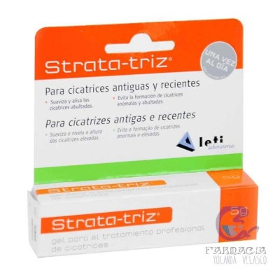 Strata-Triz Gel Cicatrices 10 gr