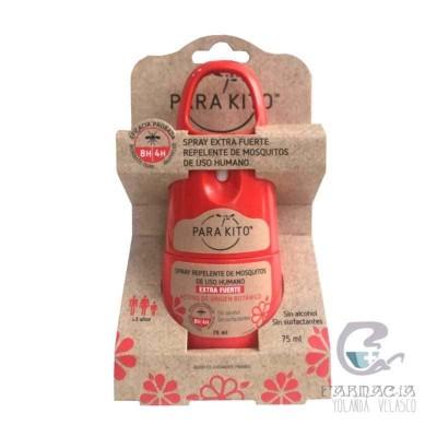 Para`kito Spray Extra Fuerte Repelente de Mosquitos 75 ml