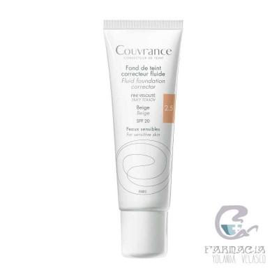 Avene Couvrance Maquillaje Fluido SPF20 30 ml Beige
