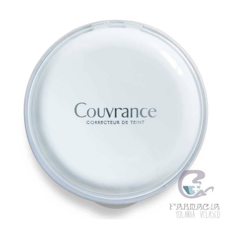 Avene Couvrance Crema Compacta Confort SPF 30 10 g Beige