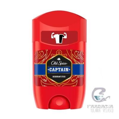 Old Spice Captain Desodorante Barra 50 ml