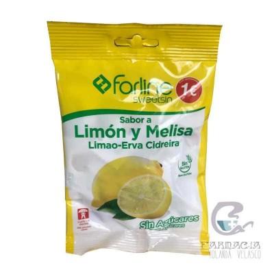 Farline Sweets Limón y Melisa