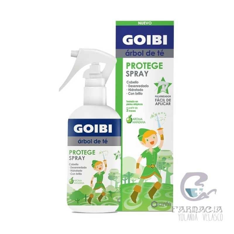 Goibi Árbol de Té Protege Spray Manzana 250 ml