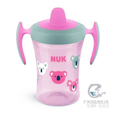 Taza Bebedor Mini Cup 2 en 1 Nuk Easy Learning