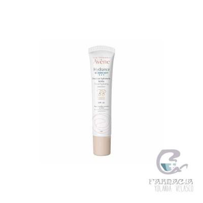 Avene Hydrance BB-Rica Emulsión Hidratante SPF 30 Con Color 40 ml