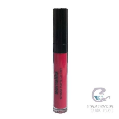 Sensilis Intense Matte Lip Tint 4,5 ml 02 Passion