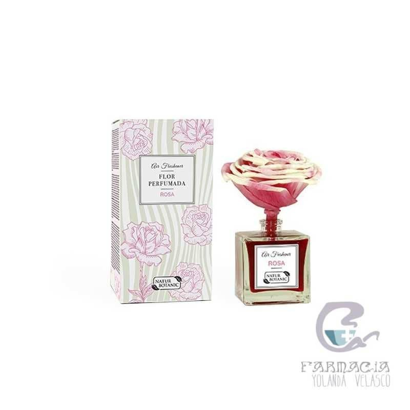 Air Freshner Flor Perfumada Rosa 90 ml