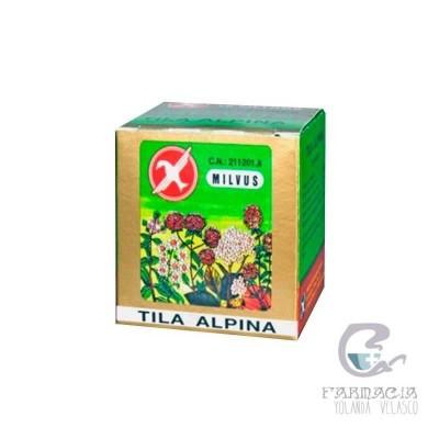 Tila Alpina 1,2 g 10 Filtros