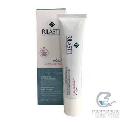 Rilastil Aqua Intense 72 h Gel Crema 40 ml