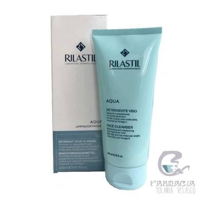 Rilastil Aqua Limpiador Facial Gel 200 ml