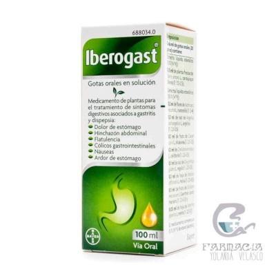 Iberogast Gotas Orales Solución 1 Frasco 100 ml