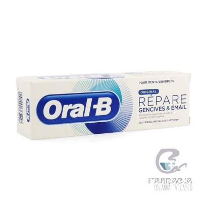 Oral B Encías & Esmalte Repair Original Dientes 100 ml
