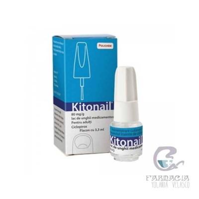 Kitonail Barniz de Uñas 3.3 ml