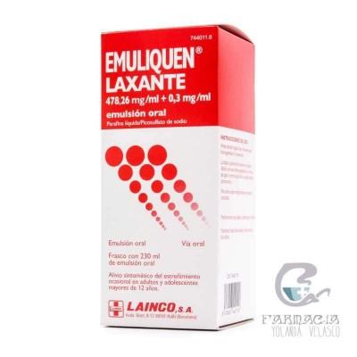Emuliquen Laxante Emulsión Oral 230 ml