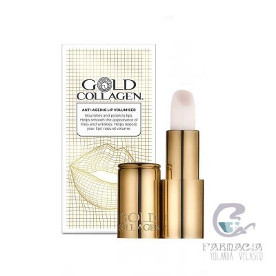 Gold Collagen Anti- Ageing Lip Volumiser