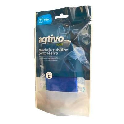 Vendaje Tubular Prim Aqtivo Sport Azul Talla D