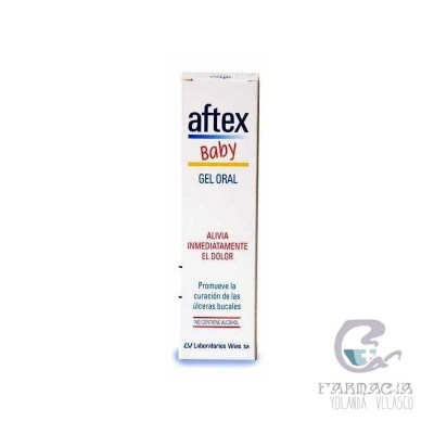 Aftex Baby Gel Oral 15 ml