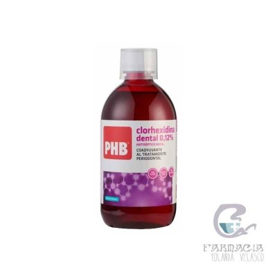 PHB Colutorio Clorhexidina 0,12 200 ml