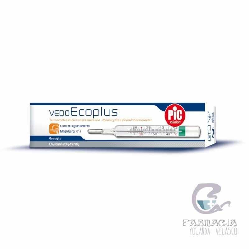 Termómetro Clínico Sin Mercurio Pic VadeoEco Plus