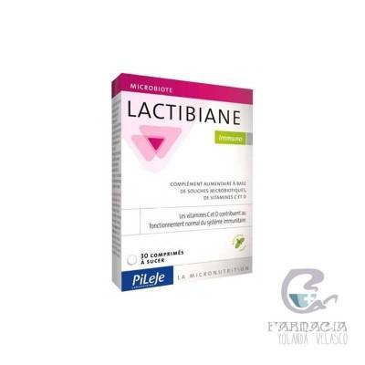 Lactibiane Immuno 30 Comprimidos Para Chupar