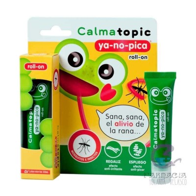 Calmatopic Ya No Pica Roll-On 15 ml