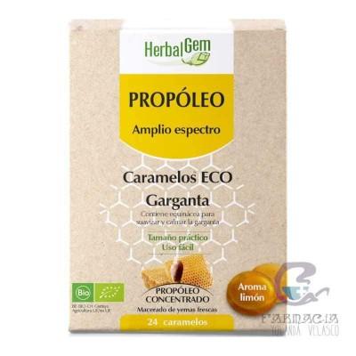 Pranarom Herbalgem Caramelos Própolis Amplio Espectro