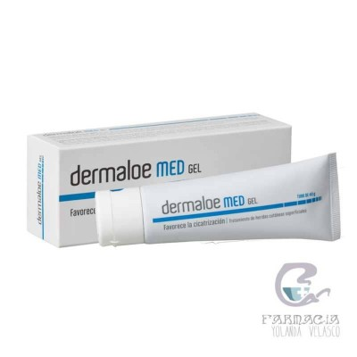 Dermaloe MED Gel 40 gr