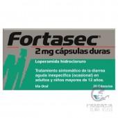 Fortasec 2 mg 20 Cápsulas