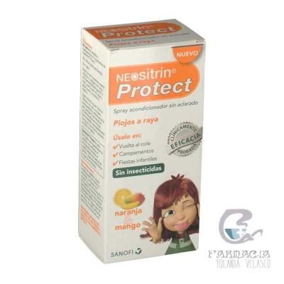 Neositin Protect Spray Acondicionador Protección 250 ml