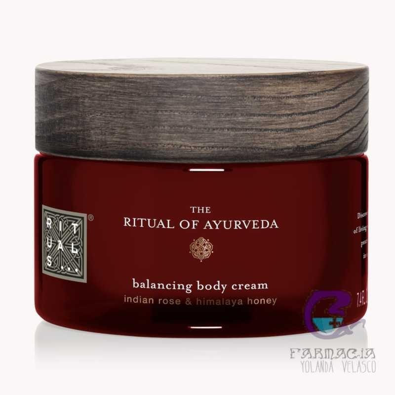 Rituals Ayurveda Balancing Body Cream 220 ml