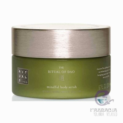 Rituals Dao Mindful Body Scrub 200 ml