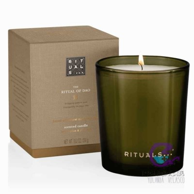 Rituals Dao Based On Natural Sunflower Wax Scented Candle
