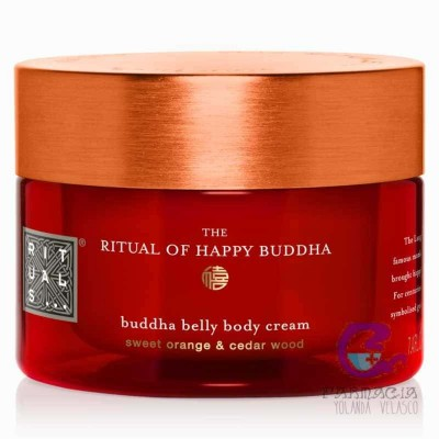 Rituals Happy Buddha Belly Body Cream 220 ml
