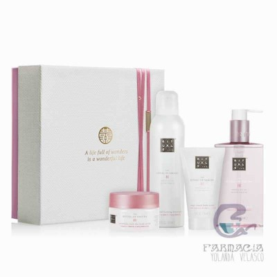 Rituals Sakura Luxury Keepsake Box (4 Renewing Bestsellers)