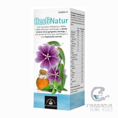 Respinatur El Naturalista 200 ml
